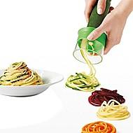 baratos -Utensílios de cozinha Plástico Multi funções / Gadget de Cozinha Criativa Ferramentas Cortantes Fruta / Vegetais 1pç