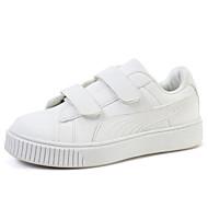 tanie Obuwie chłopięce-Dla chłopców / Dla dziewczynek Obuwie PU Wiosna / Jesień Comfort Tenisówki na White / Black / Różowy