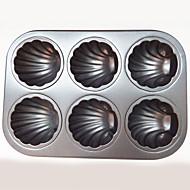 billige Bakeredskap-kjøkken Verktøy Metall Non-Stick Bakeform Kake 1pc