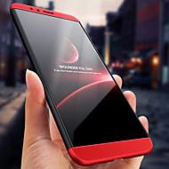 billiga Mobil cases & Skärmskydd-fodral Till Huawei Honor 9 Lite Honor 7X Frostat Skal Enfärgad Hårt PC för Huawei Honor 9 Lite Honor 9 Honor 8 Honor 8 Pro Honor 7C(Enjoy