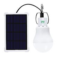 billiga Belysning-YWXLIGHT® 1st 5W LED-strålkastare Sol Vattentät Ljusstyrning Utomhusbelysning Kallvit DC3.7V