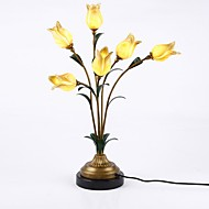billige Lamper-metallic / Kunstnerisk Kreativ / Dekorativ Bordlampe Til Stue / Leserom / Kontor Metall 110-120V / 220-240V
