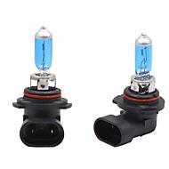 2pcs 9005 / 9006 รถยนต์ Light Bulbs 100W 1 LED ไฟตัดหมอก / ไฟวิ่งกลางวัน / ไฟภายนอก For Universal ทุกปี