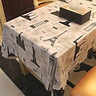 billige Duker-Moderne Bomull Kvadrat Duge Geometrisk / Mønstret Borddekorasjoner 1 pcs