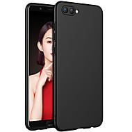 billiga Mobil cases & Skärmskydd-fodral Till Huawei Honor 10 / Honor 9 Lite Frostat Skal Enfärgad Hårt PC för Huawei Honor 10 / Huawei Honor 9 Lite / Honor 7X