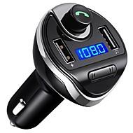 T20 ブルートゥース 3.0 Bluetooth車用キット FMトランスミッタ ユニバーサル