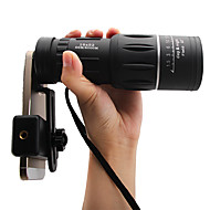 8X40mm 単眼鏡 パータブル / ナイトビジョン BAK4 66/8000m 狩猟 / 釣り / キャンプ / ハイキング / ケイビング ABS + PC