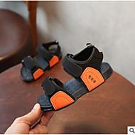 tanie Obuwie dziewczęce-Dla chłopców / Dla dziewczynek Obuwie Derma Jesień Comfort Sandały na Orange / Gray / Różowy