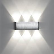 tanie Oświetlenie lustra-nowoczesny kinkiet 6w led kinkiet wewnętrzny korytarz kinkiet aluminiowy oświetlenie dekoracyjne led zintegrowane
