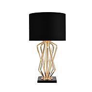 billige Lamper-Moderne Bordlampe Til Metall 110-120V 220-240V Hvit Svart