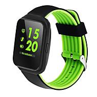 tanie Inteligentne zegarki-Inteligentny zegarek STZ40 na Android 4.3 i nowszy / iOS 7 i nowsze Pulsometr / Pomiar ciśnienia krwi / Spalone kalorie / Długi czas czuwania / Ekran dotykowy Krokomierz / Powiadamianie o połączeniu