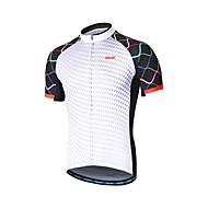 Arsuxeo Kratkih rukava Biciklistička majica - Obala Bicikl