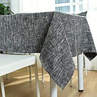 billige Duker-Moderne Kvadrat Duge Ensfarget / Geometrisk Borddekorasjoner 1 pcs