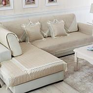Χαμηλού Κόστους -Καναπές μαξιλάρι Μονόχρωμο Δραστική Εκτύπωση Πολυεστέρας slipcovers