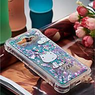 billiga Mobil cases & Skärmskydd-fodral Till Huawei Y6 (2017)(Nova Young) / Y3 (2017) Stötsäker / Flytande vätska / Mönster Skal Enhörnings Mjukt TPU för Huawei Y7