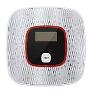 billiga Sensorer och larm-xla-616 röstvarning lcd co kolmonoxid tester förgiftning sensorn larm detektor