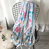 tanie Ręcznik plażowy-Najwyższa jakość Ręcznik plażowy, Wzorzec / Geometryczny Bawełniano-poliestrowy 1 pcs