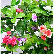 billige Kunstig Blomst-Kunstige blomster 1 Afdeling pastorale stil Roser Vægblomst