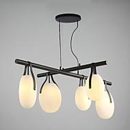 billiga Belysning-JLYLITE Artistisk / Naturligt inspirerad Ljuskronor Glödande - Ministil, 110-120V / 220-240V Glödlampa inte inkluderad