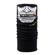 ieftine Măști Față-Neck ghetre / Face Mask Toate Sezoanele Keep Warm / Rezistent la Vânt / Respirabilitate Camping & Drumeții / Exerciții exterior / Ciclism / Bicicletă Unisex Spandex Cranii