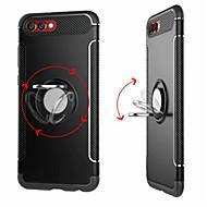 billiga Mobil cases & Skärmskydd-fodral Till Huawei Honor View 10(Honor V10) / Honor 7X Ringhållare Skal Enfärgad Hårt PC för Honor 9 / Huawei Honor 9 Lite / Honor 8