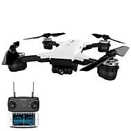 RC Drone JD-20 BNF 4 Kanaler 6 Akse 2.4G Med HD-kamera 2.0MP 720P Fjernstyret quadcopter FPV / En Knap Til Returflyvning / Hovedløs Modus