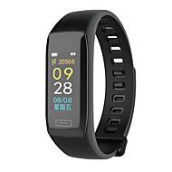 tanie Inteligentne zegarki-Inteligentny zegarek STSV7 na Android 4.3 i nowszy / iOS 7 i nowsze Pulsometr / Pomiar ciśnienia krwi / Spalone kalorie / Długi czas czuwania / Ekran dotykowy Stoper / Krokomierz / Powiadamianie o