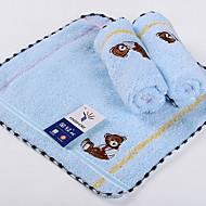 baratos Toalha de Mão-Qualidade superior Toalha de Mão, Desenho Animado Combinação Poliéster / Algodão / Algodão puro 1 pcs