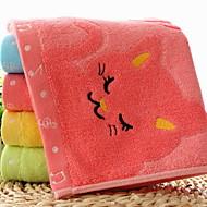 baratos Toalha de Mão-Qualidade superior Toalha de Lavar, Sólido 100% Bamboo 4.0 pcs