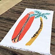 billiga Handdukar och badrockar-Överlägsen kvalitet Strand handduk, Mode 100% Polyester 1 pcs