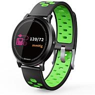 Relógio inteligente F4 para Android 4.3 e acima / iOS 7 e acima Medição de Pressão Sanguínea / Suspensão Longa / Chamadas com Mão Livre / Tela de toque / Distancia de Rastreamento Temporizador