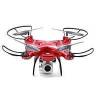 RC Dron A806 BNF 4 Kanala 6 OS 2.4G S HD kamerom 0.3MP 480P RC quadcopter Povratak S Jednom Tipkom / Izravna Kontrola / Flip Od 360° U