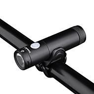 billige Sykkellykter og reflekser-LED Lommelygter / Frontlys til sykkel LED LED Sykling Vanntett, Enkel å bære, Fort Frigjøring 18650 / Oppladbart litiumbatteri / Oppladbart Li-ion Batteri 750 lm Oppladsbare batterier / 18650 Kjølig