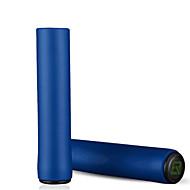 Χαμηλού Κόστους Λαβές-Λαβές χειρός Αντιολισθητικό, Anti Shark, Φοριέται Ποδήλατο με σταθερό γρανάζι / Ποδήλατο Βουνού Silica Gel Πράσινο / Μπλε / Ροζ - 2 pcs