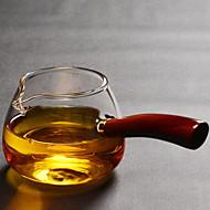 billige Kaffe og te-glass Gjennomsiktig Kropp 1pc vannkoker