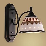 billige Vegglamper-Vegglamper Stue / Soverom Metall Vegglampe 220-240V 40 W