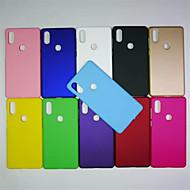 billiga Mobil cases & Skärmskydd-fodral Till Xiaomi Mi 8 / Mi 6X Frostat Skal Enfärgad Hårt PC för Xiaomi Mi Mix 2 / Xiaomi Mi Mix 2S / Xiaomi Mi 8 / Xiaomi Mi 6