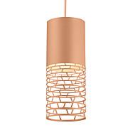 billige Takbelysning og vifter-Sirkelformet / Mini Anheng Lys Nedlys Malte Finishes Metall Kreativ, Nytt Design 110-120V / 220-240V Pære ikke Inkludert