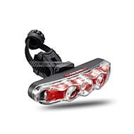 זול -אורות זנב LED רכיבת אופניים נייד / עמיד במים / קל לנשיאה AAA 10 lm Lumens AAA לבן טבעי רכיבה על אופניים - ROCKBROS