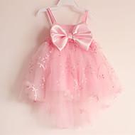 שמלה ללא שרוולים Houndstooth בנות תִינוֹק