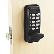 billige Intelligente låser-intelligent lås smart hjem sikkerhetssystem hjem kontor hotell leilighet kompositt dør tre dør sikkerhet dør