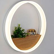 billige Vegglamper-Moderne / Nutidig Vegglamper Stue / Soverom Akryl Vegglampe 220-240V 13 W / Integrert LED