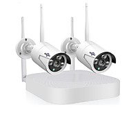 cheap Wireless CCTV System-80 ° PAL / NTSC SNR 0 Transfer Rate 10 Mb/S
