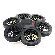 Χαμηλού Κόστους JJRC®-RC Ρομποτάκι JJRC NH012 RTF 6 άξονα 2,4 G Ελικόπτερο RC με τέσσερις έλικες Ελικόπτερο RC με Tέσσερις έλικες / Τηλεχειριστήριο / 1 Uπαταρία Yια Tο Pομποτάκι