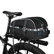billige Bagagebærertasker-ROSWHEEL 8 L Bagagebærertasker Vandtæt, Refleksbånd Cykeltaske 600D polyester Cykeltaske Cykeltaske Cykling / Cykel