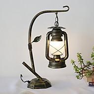 billige Lamper-metallic / Moderne Dekorativ / Kul Bordlampe Til Stue / Soverom Metall 220V Gull / Rød