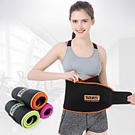 baratos Equipamentos & Acessórios Fitness-Cinto Lombar Para Musculação/ Sauna Belt Com 1 pcs Náilon Ajustável, Redutor de Suor Respirável, Perda de peso, Queimador De Gordura De Barriga Para Exercício e Atividade Física / Ginásio