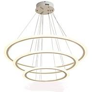 Χαμηλού Κόστους Νέες παραλαβές-Oulm 3-Light Κυκλικό Πολυέλαιοι Ατμοσφαιρικός Φωτισμός - Με ροοστάτη, 110-120 V / 220-240 V, Dimmable Με τηλεχειριστήριο, Περιλαμβάνεται
