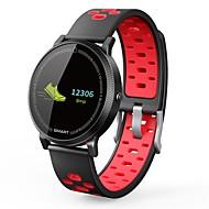 tanie Inteligentne zegarki-Inteligentny zegarek NO.1 F4S na iOS / Android Pulsometr / Wodoodporne / Pomiar ciśnienia krwi / Spalone kalorie / Długi czas czuwania Stoper / Krokomierz / Powiadamianie o połączeniu telefonicznym