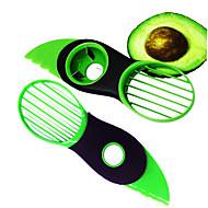 tanie Akcesoria do owoców i warzyw-Narzędzia kuchenne Stal nierdzewna + Plastic Przenośny / a / Wielofunkcyjne / Narzędzie kuchenne Narzędzia do cięcia / Drylownica / Akcesoria do owoców i warzyw Do domu / Do użytku codziennego / dla